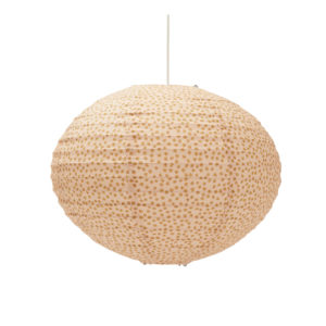 KONGES HANGLAMP PENDANT BUTTERCUP YELLOW