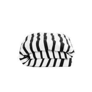 Dekbedovertrek met zebra print van Ooh Noo