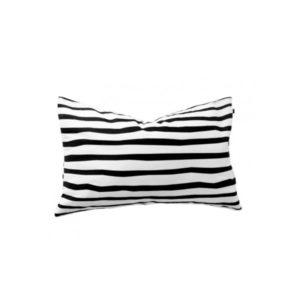 Kussensloop met zebra print van Ooh Noo