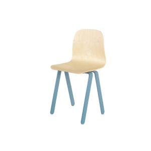 IN2WOODS KIDS CHAIR LARGE BLUE