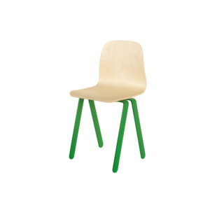 IN2WOODS KIDS CHAIR LARGE GREEN