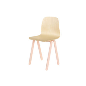 IN2WOODS KIDS CHAIR LARGE PINK