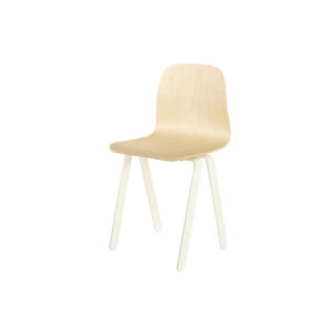 IN2WOODS KIDS CHAIR LARGE WHITE