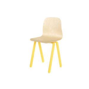 IN2WOODS KIDS CHAIR LARGE YELLOW