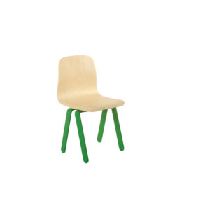 IN2WOODS KIDS CHAIR SMALL GREEN