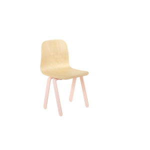 IN2WOODS KIDS CHAIR SMALL PINK
