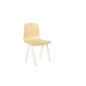 IN2WOODS KIDS CHAIR SMALL WHITE