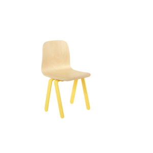 IN2WOODS KIDS CHAIR SMALL YELLOW