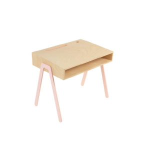 IN2WOODS KIDS DESK SMALL PINK