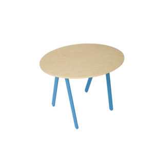 IN2WOODS PLAYINGTABLE BLUE