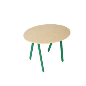 IN2WOODS PLAYINGTABLE GREEN
