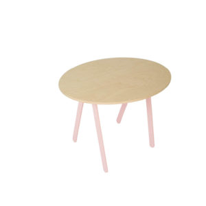 IN2WOODS PLAYINGTABLE PINK