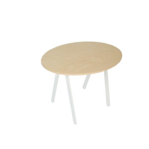IN2WOODS PLAYINGTABLE WHITE