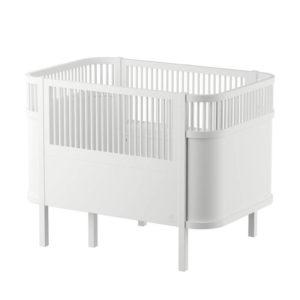Sebra baby & junior bed wit