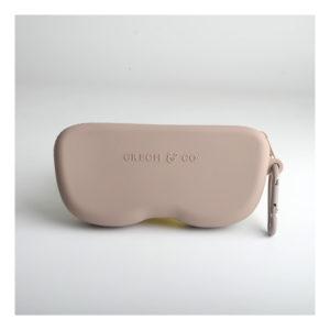 Grijze brillenetui van Grech & Co