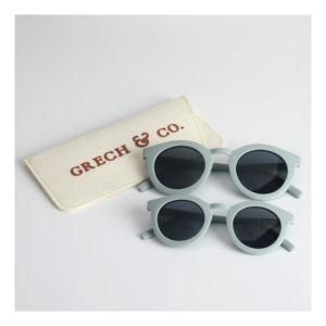 Lichtblauwe zonnebril van Grech & Co