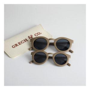 Grijze zonnebril van Grech & Co