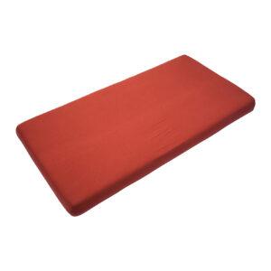 Timboo hoeslaken rood